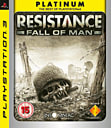 Resistance: Fall of Man Platinum PlayStation 3