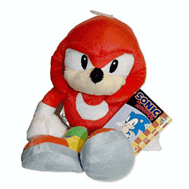 Knuckles Plush Toys and Gadgets
