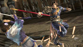 SoulCalibur IV screen shot 1