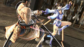 SoulCalibur IV screen shot 9