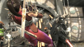 SoulCalibur IV screen shot 11