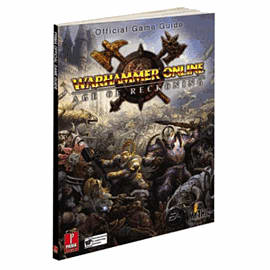 Warhammer Online: Age Of Reckoning Strategy Guide Strategy Guides and Books