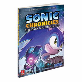 Sonic Chronicles: The Dark Brotherhood Strategy Guide Accessories