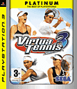 Virtua Tennis 3 Platinum PlayStation 3
