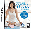Personal Yoga Training DSi and DS Lite