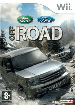Off Road Wii Cover Art