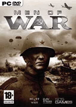 Men of War PC Games and Downloads Cover Art