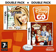 Hannah Montana and Zack & Cody Double Pack - Disney on the Go DSi and DS Lite