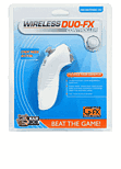 Datel Wireless Duo-FX Nunchuk Controller for Wii Accessories
