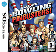 AMF Bowling: Pinbusters DSi and DS Lite