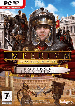 Imperium Romanun Expansion Pack PC Games and Downloads Cover Art