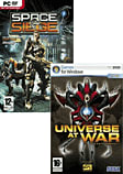 Space Siege + Universe At War Bundle PC Games and Downloads