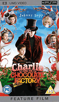 Charlie and the Chocolate Factory PSP 