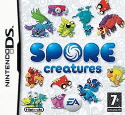 SPORE Creatures DSi and DS Lite