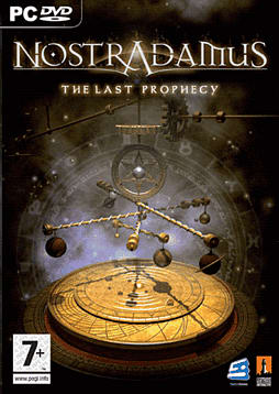 Nostradamus: The Last Prophecy PC Games and Downloads Cover Art