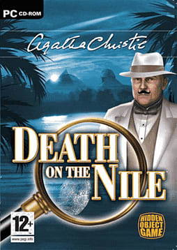 Agatha Christie: Death on the Nile PC Games and Downloads Cover Art