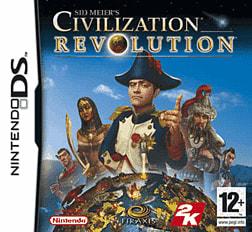 Sid Meier's Civilization Revolution DSi and DS Lite