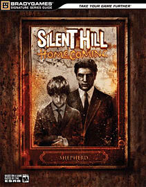 Silent Hill: Homecoming Strategy Guide Strategy Guides and Books