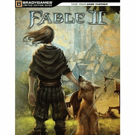 Fable 2 Limited Edition Strategy Guide Strategy Guides and Books