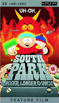 South Park: Bigger, Longer and Uncut PSP
