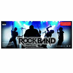 Rock Band: Band in a Box Peripheral for PS3 and PS2 Accessories