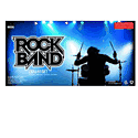 Rock Band: Drum Kit Peripheral for PS3 and PS2 Accessories