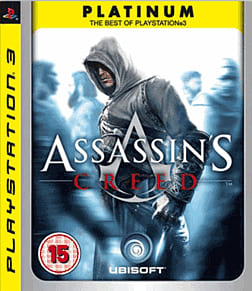 Assassin's Creed Platinum PlayStation 3 Cover Art