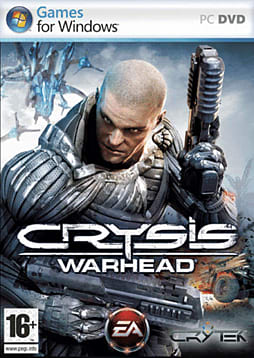 Crysis Warhead PC Games and Downloads Cover Art