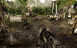 Crysis Warhead screen shot 1