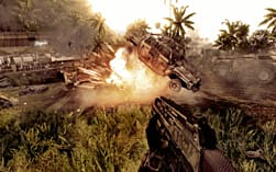 Crysis Warhead screen shot 2