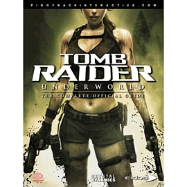 Tomb Raider Underworld Strategy Guide Strategy Guides and Books