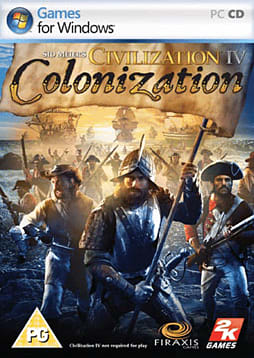 Civilisation IV: Colonization PC Games and Downloads Cover Art