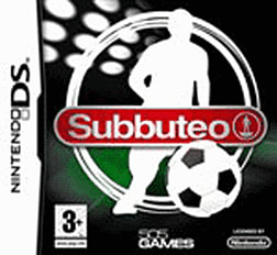 Subbuteo DSi and DS Lite Cover Art