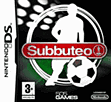 Subbuteo DSi and DS Lite