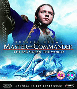 Master and Commander (Blu-ray) Blu-ray