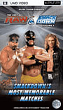 WWE Most Memorable Matches PSP