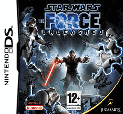 Star Wars: The Force Unleashed DSi and DS Lite