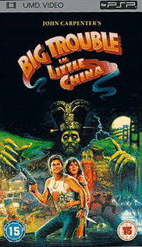 Big Trouble in Little China (UMD) PSP