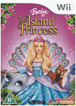 Barbie Island Princess Wii