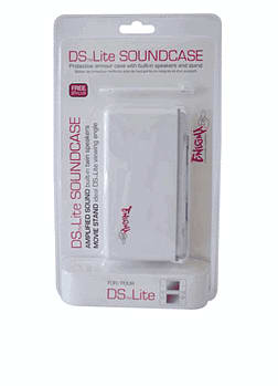 Enigma DS Lite Soundcase: White Accessories