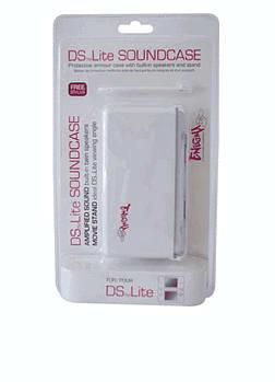 Enigma DS Lite Soundcase: White Accessories