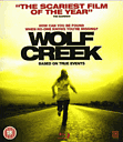 Wolf Creek (Blu-ray) Blu-ray