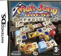 Mahjong Quest Expeditions DSi and DS Lite