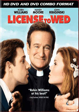 Licence to Wed HD-DVD