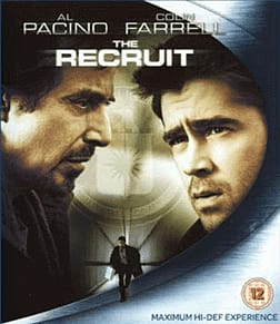 The Recruit (Blu-ray) Blu-ray