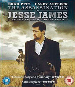 Assassination of Jesse James Blu-ray