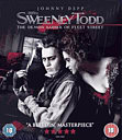 Sweeney Todd: The Demon Barber of Fleet Street Blu-ray