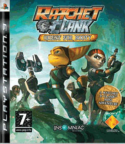 Ratchet & Clank: Quest For Booty PlayStation 3