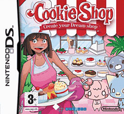 Cookie Shop: GAME Exclusive DSi and DS Lite