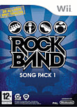 Rock Band: Song Pack 1 Wii
